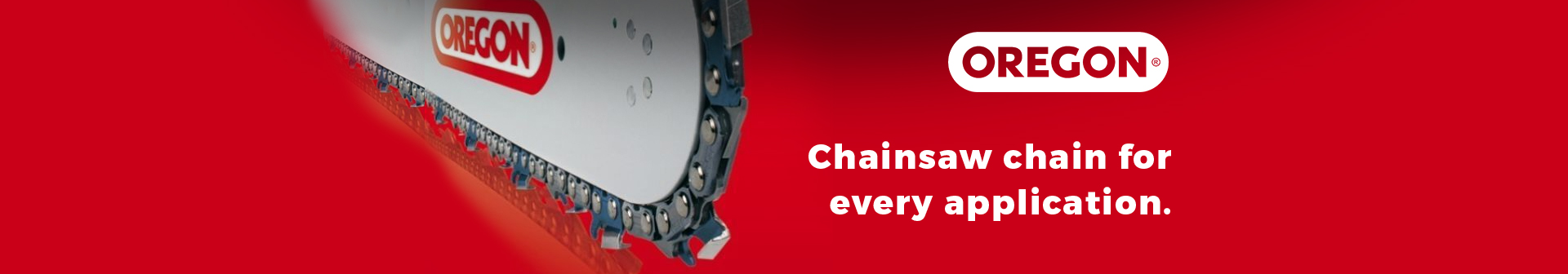 Oregon - Chainsaw chain for every application