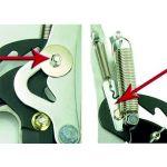 Sintung 50 Ratchet Plate / Pivot, Washer & Nut